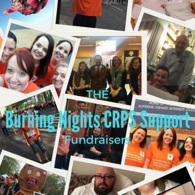 Burning Nights CRPS Support Fundraisers Gallery - Burning Nights Charity Fundraiser Photos