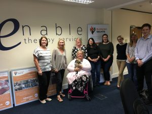 CRPS Awareness Session - OTs - Testimonial - Enable Therapy Services