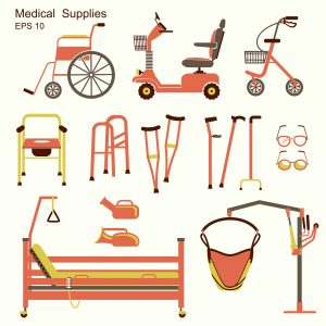 Disability & mobility Equipment