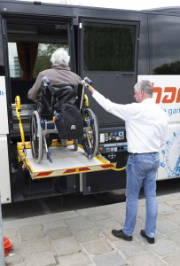 Disability access - buses and coaches