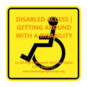 Disabled Access | Getting Around with a disability | Community Transport