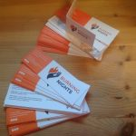 CRPS/ RSD Awareness Bookmarks