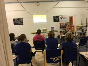 Seminars | CRPS training | Burning Nights CRPS Support