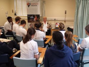 Seminars and Media - North Manchester General Hospital CRPS awareness session