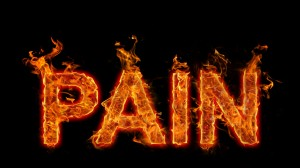 Burning Pain | Pain diary template for CRPS