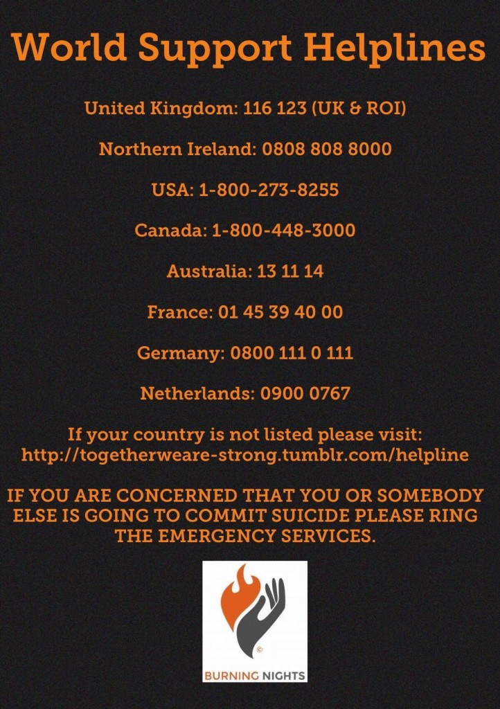 Merry Christmas and Happy New Year 2019 - Worldwide Suicide Prevention Helplines