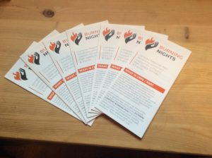 CRPS/RSD Awareness Leaflets