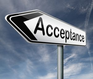 Acceptance for CRPS/RSD and chronic pain - Acceptance