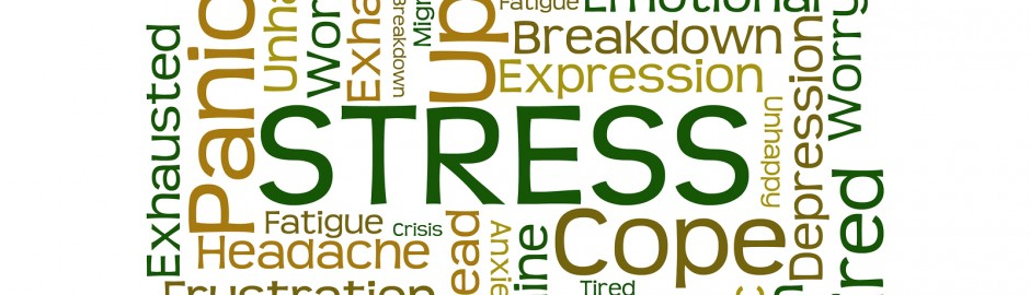 Coping with CRPS/RSD and chronic pain - Stress, cope, pain
