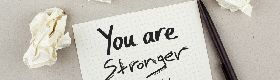 Personal CRPS RSD Story - You are stronger than you think