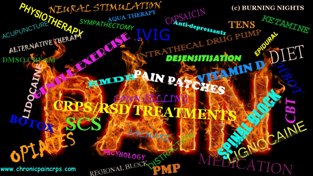 CRPS/RSD Treatments
