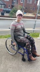 New CRPS Story - Kirsty main