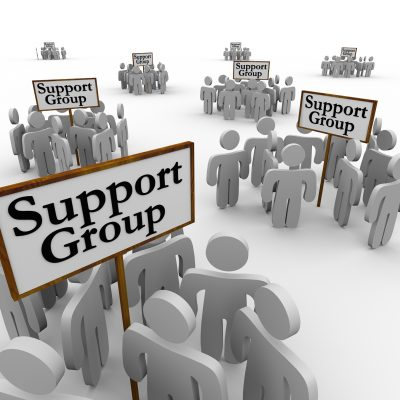 Burning Nights support groups for sufferers, families, friends