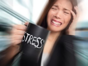 Stress Managment - painful stress