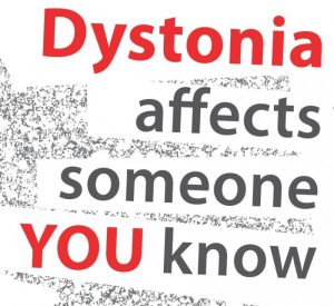 dystonia awareness week