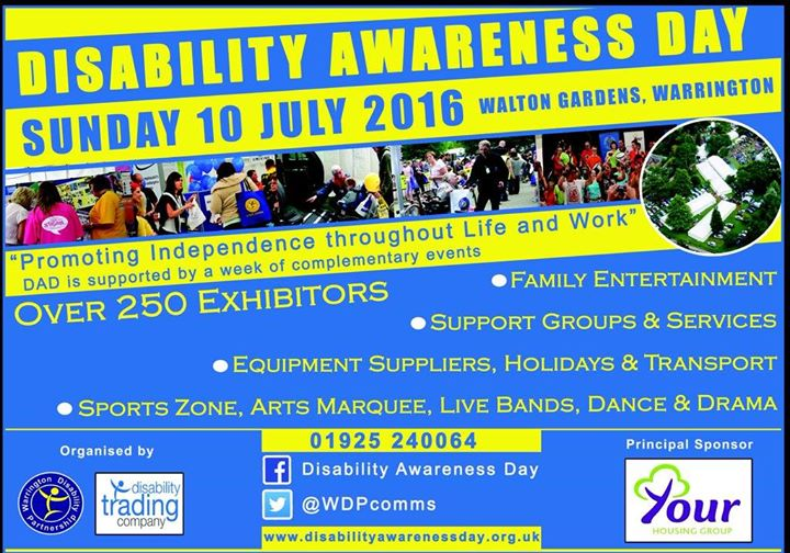 Disability Awareness Day 2016