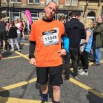 Burning Nights Manchester 10k team Matt Lowth