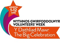 Volunteers' Week Welsh/English