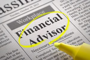 How to manage your money - Financial Advisers and advice