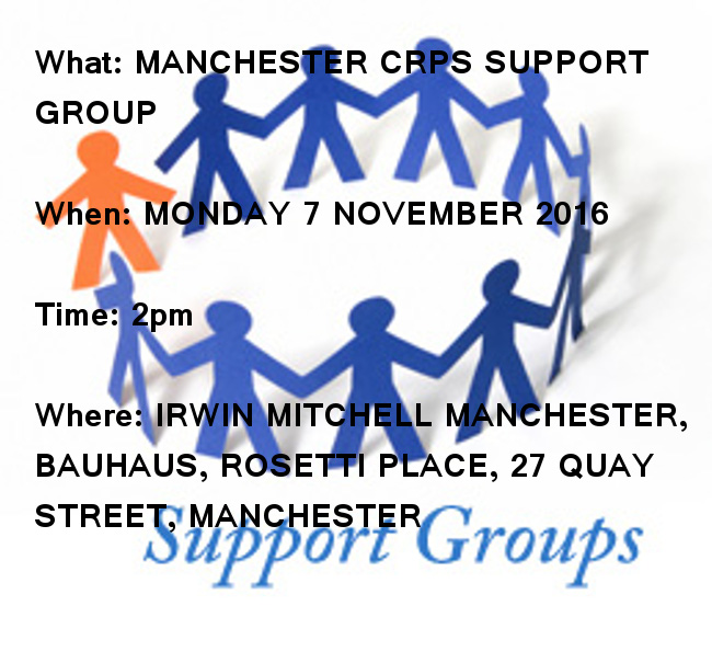CRPS Support Group Manchester