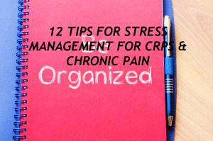 12 tips for stress management | Organisation skills