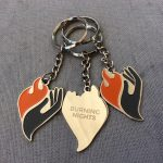 Burning Nights CRPS Keyring | Burning Nights CRPS Support