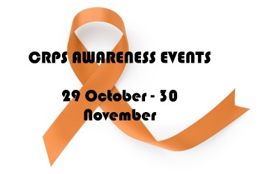 CRPS Awareness Events