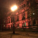 Manchester Town Hall Lights change 2016
