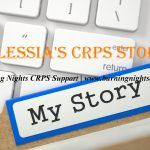 Alessia's CRPS Story | Burning Nights CRPS Support