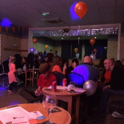 CRPS Awareness Events fundraiser 2016| Burning Nights CRPS Support