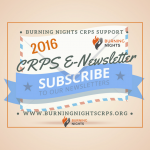 Burning Nights CRPS E-Newsletter Archives - 2016
