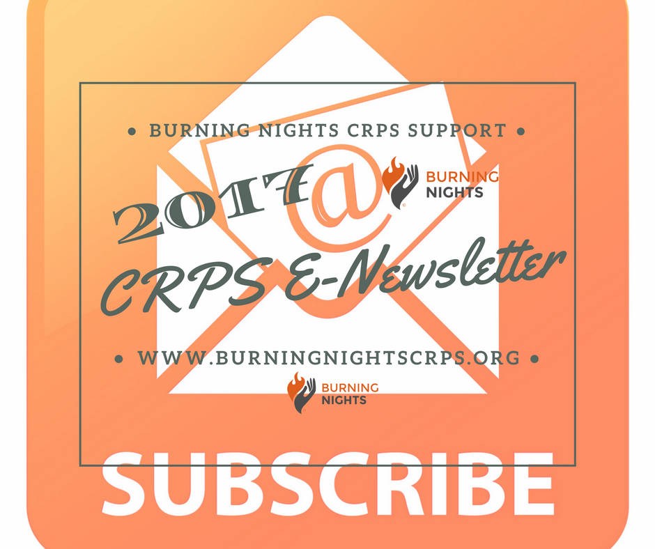 Burning Nights CRPS E-Newsletter Archives - 2017
