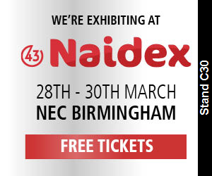We're exhibiting at Naidex 2017 | Find us on Stand C30 | Victoria, our Founder will also be speaking at Naidex 2017