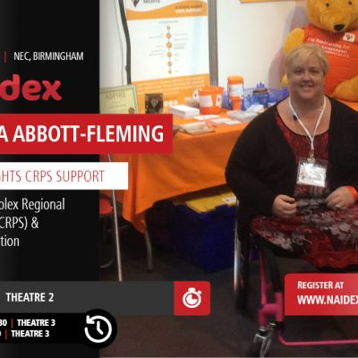 Naidex 2017 | Victoria Abbott-Fleming speaking at Naidex