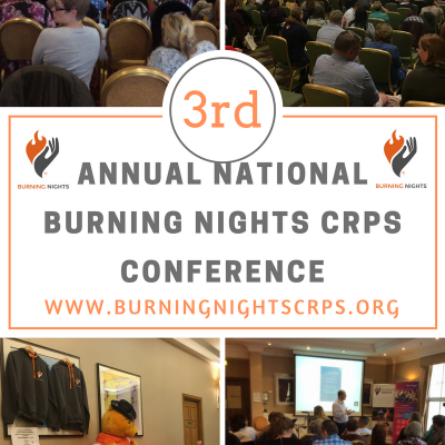 3rd Annual National Burning Nights CRPS Support Conference