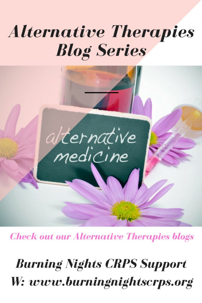 Alternative Therapies for CRPS and Chronic pain