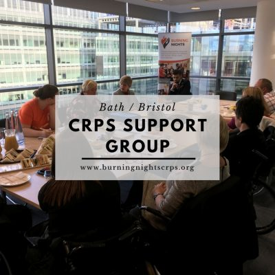 Bath-Bristol CRPS Support Group (May) | Burning Nights CRPS Support