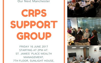 Burning Nights Manchester CRPS Support Group | Burning Nights CRPS Support