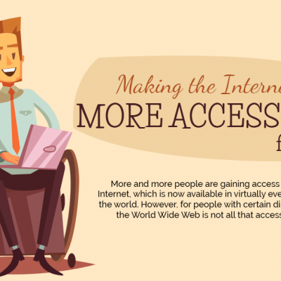 Making the internet more accessible for all