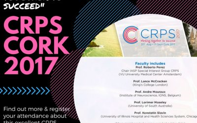 CRPS IASP Conference, Cork 2017 | Working together to succeed