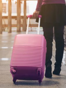 10 Tips you need to know about travelling with CRPS | Choose Your Suitcase Wisely