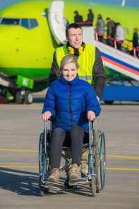 10 Tips you need to know about travelling with CRPS | At the Airport