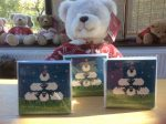 Christmas Cards for charity - We Wish Ewe A Merry Christmas   In aid of Burning Nights CRPS Support charity