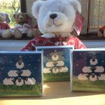 Christmas Cards for charity - We Wish Ewe A Merry Christmas | In aid of Burning Nights CRPS Support charity