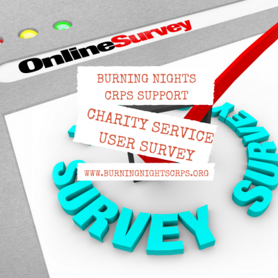 Charity Service User Satisfaction Survey | Burning Nights CRPS Support