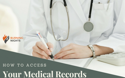 How To Access Your Medical (Health) Records in UK | Burning Nights CRPS Support