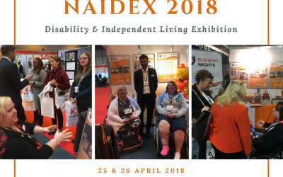 Naidex 2018 | Burning Nights CRPS Support