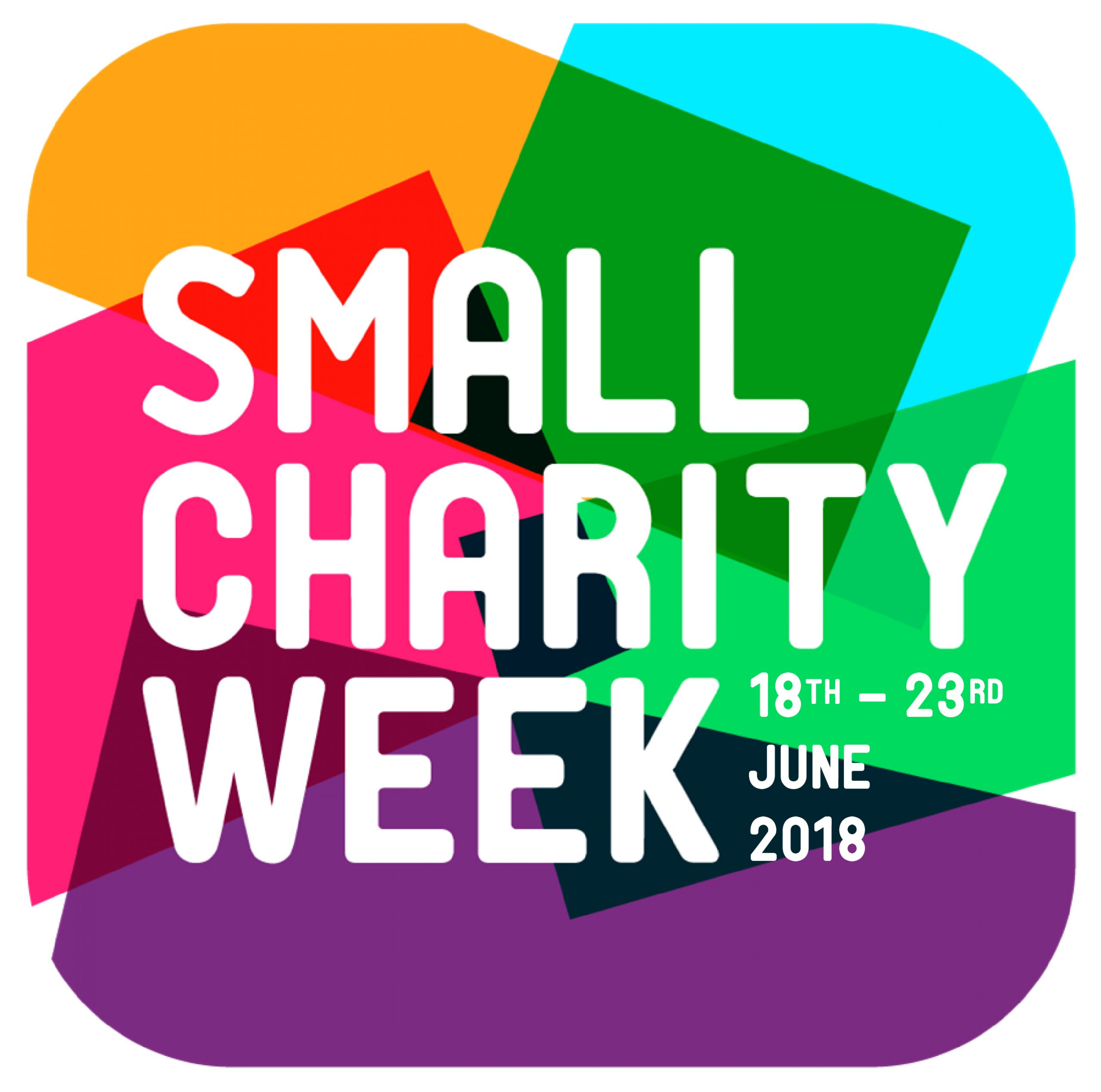 Burning Nights CRPS Support charity will be once again taking part on Small Charity Week 2018. Why not consider fundraising for us or helping us to raise awareness of Complex Regional Pain Syndrome (CRPS) by sharing our social media posts?