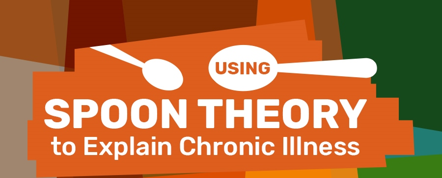 Using the Spoon Theory to Explain Chronic Illness via Burning Nights CRPS Support