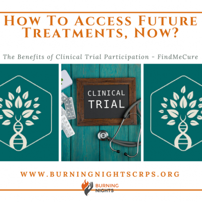 How To Access Future Treatments, Now? The benefits of clinical trials participation written by FindMeCure Foundation